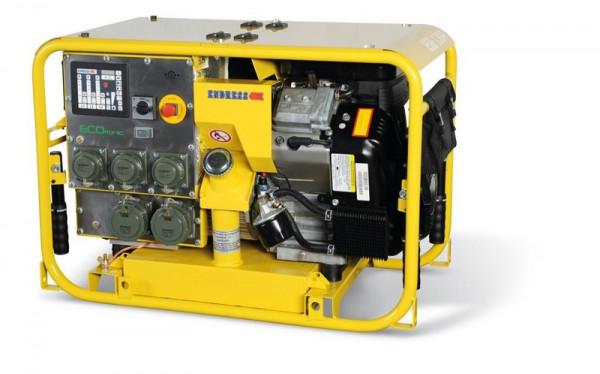 ENDRESS® Stromerzeuger / Notstromaggregat | ESE 1304 DBG ES DIN | 13,2 kVA | Benzin