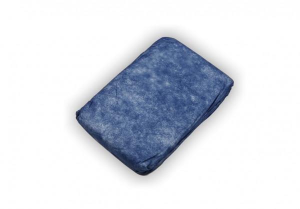 MeierMed Einmaldecke - Softpapierfüllung - 190 g - Blau - Packung: 1 Stück