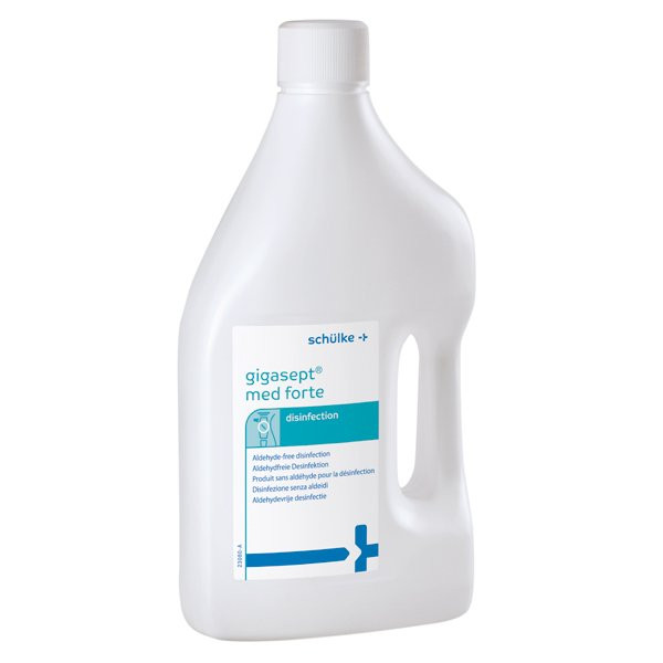 schülke gigasept® med   Instrumentendesinfektionsmittel   2000 ml Flasche