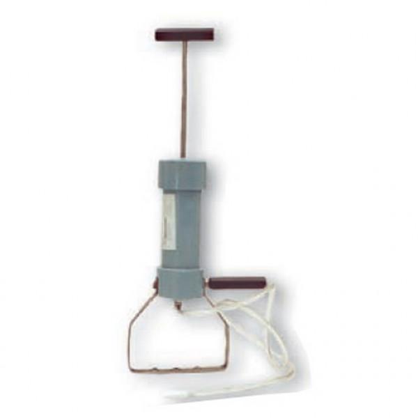 B.u.W.Schmidt® Hand- und Fuß Kunststoff-Vakuumpumpe | Länge: 50 cm