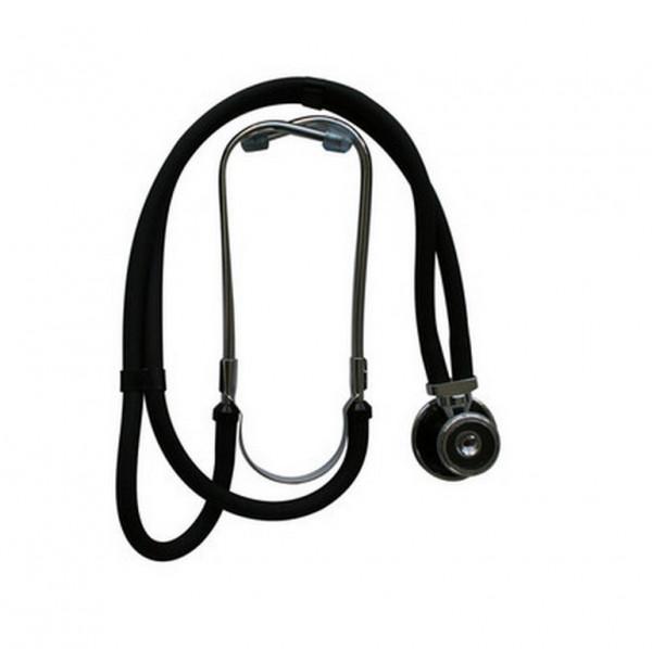 MeierMed Stethoskop Rappaport für Erwachsene | Farbe: Schwarz