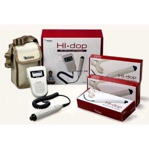 Hi-dop Gefäßdoppler inkl. einer 5MHz Sonde