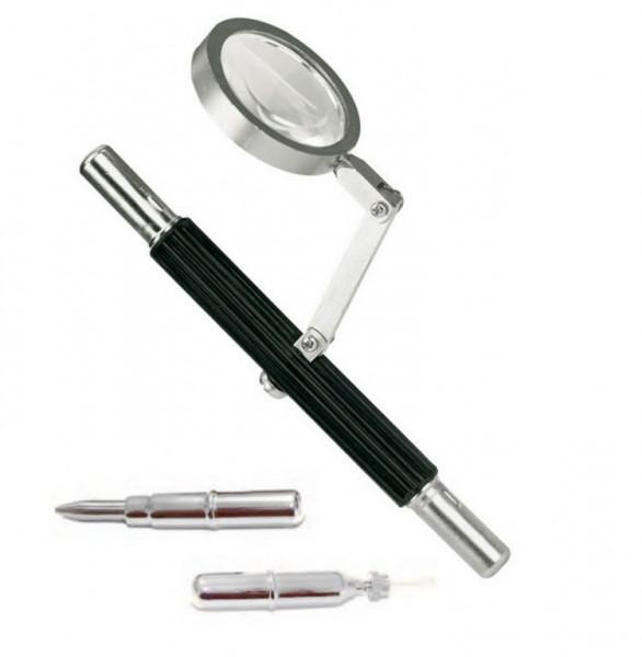 Surgimax™ Augenmagnet und Schlinge mit Lupe
