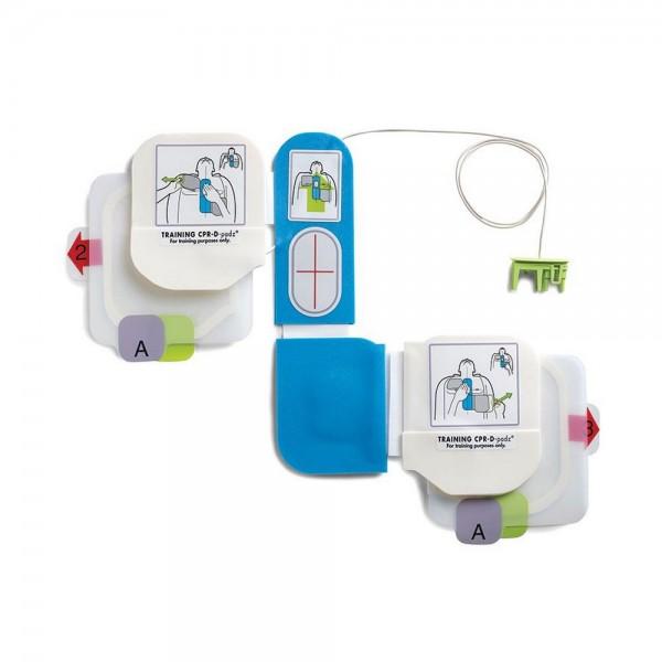 ZOLL® AED-Plus® Trainings-Elektrode CPR-D mit Herzdrucksensor für Trainer 2