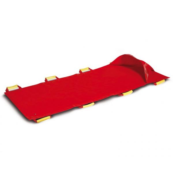PAX® Rettungstuch / Tragetuch mit Durchrutschsicherung   Material: PAX®-Plan   Farbe: Rot