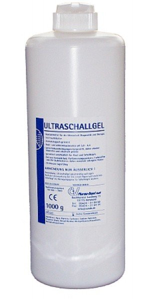 MeierMed Ultraschallgel / Kontaktmittel | Flasche: 1000 ml