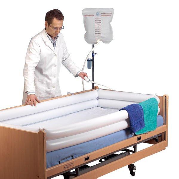 ServoCare® Bett-Badewanne aufblasbar | Komplettset