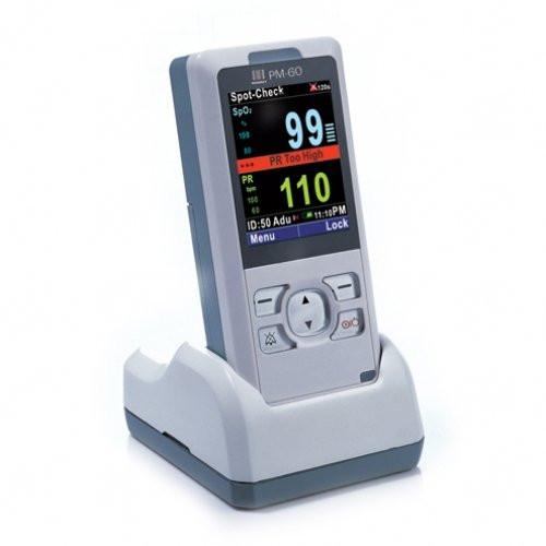 mindray Ladekonsole m. Netzkabel für Hand-Pulsoximeter PM 60 | OxiPlus 400