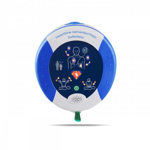 HeartSine® Defibrillator samaritan PAD 350P Ersthelfer- und Laiendefibrillator