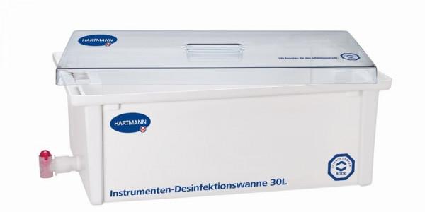 BODE Desinfektionswanne / Instrumentenwanne | 30 Liter | Maße: 61,5 x 40 x 22 cm