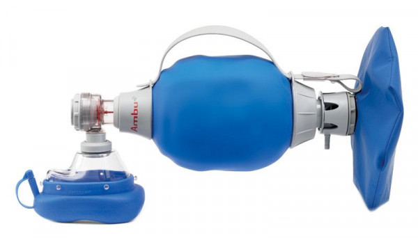 Ambu® Mark IV Beatmungsbeutel mit Maske Gr. 5 und O2-Reservoir