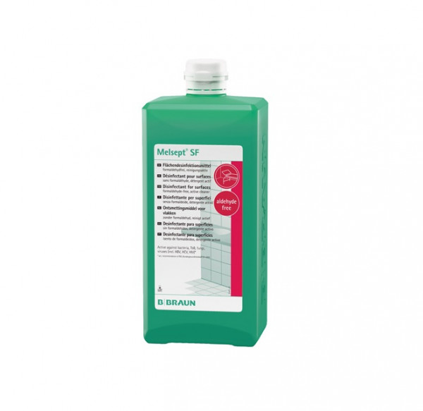 B. Braun Melsept® SF Flächendesinfektion | 1000 ml Flasche