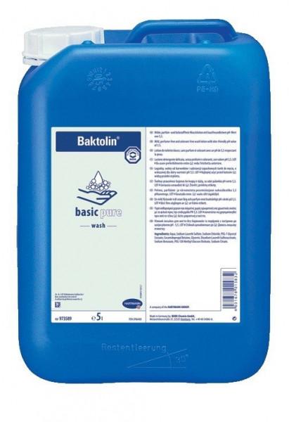 BODE Baktolin® pure Waschlotion / Seife | 5 Liter Kanister
