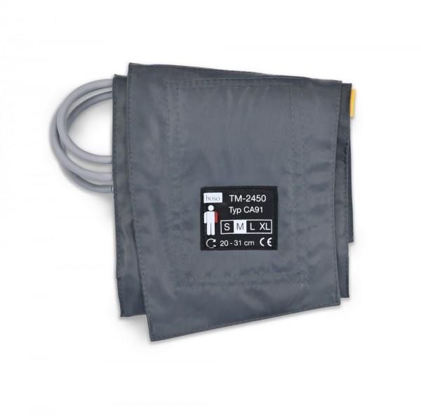 BOSO TM-2430 Blutdruck-Manschette komplett | Standard 13 x 62