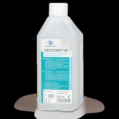 Dr. Schumacher DESCOSEPT® AF Schnelldesinfektion | 1000 ml Flasche