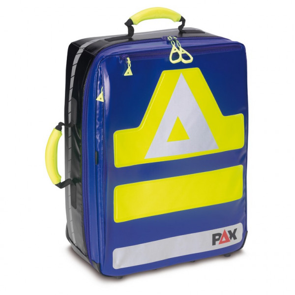 PAX® Notfallrucksack Wasserkuppe L   Material: PAX®-Tec   Farbauswahl