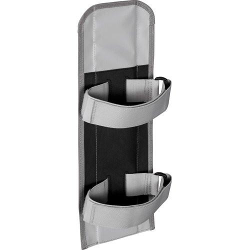 PAX® Sauerstoffflaschenhalterung 0,8 Liter   Material: PAX®-Plan   Farbe: Grau