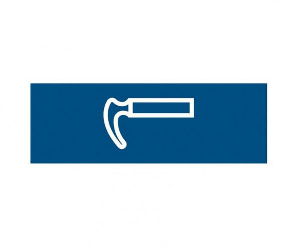 Weinmann Aufkleber Normsymbol | Ausführung: Intubation