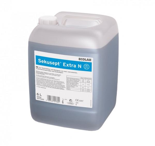 ECOLAB Sekusept™ Extra N | 6 Liter Kanister
