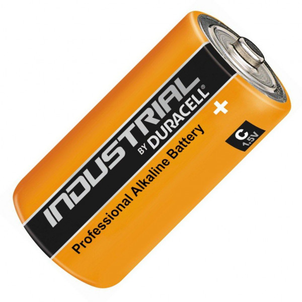 DURACELL® Industrial Alkaline Batterie - 1,5 Volt Mono LR20 - 1 Stück