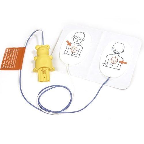 PHILIPS HeartStart FR2 AED-Trainer Trainingselektroden für Kinder (Paar)