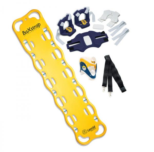 Laerdal® BaXstrap™ Spineboard Immobilisations - Set 2 - Schnellverschluss