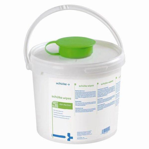 schülke wipes Desinfektionstücher Spendereimer