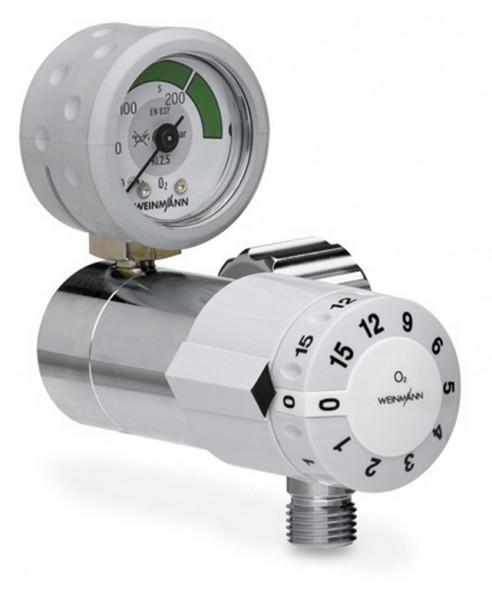 Weinmann OXYWAY Fast I Sauerstoff Druckminderer | Anschlussbolzen: 80 mm