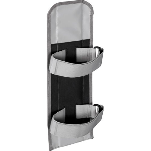 PAX® Sauerstoffflaschenhalterung 2 Liter | Material: PAX®-Plan | Farbe: Grau