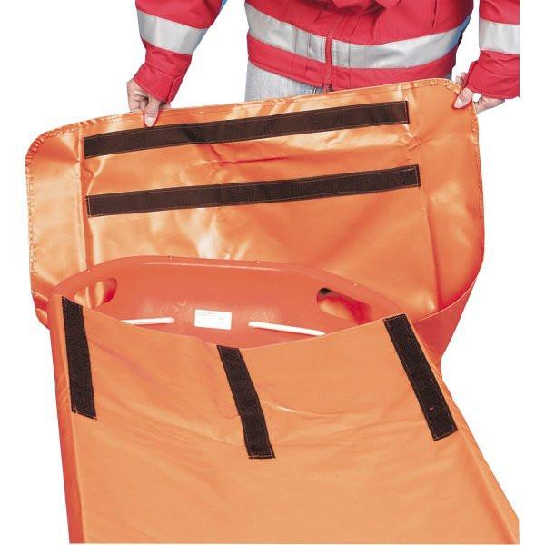 Lifeguard® Trage und Aufbewahrungstasche für teilbare Schleifkorbtrage / Rettungsmulde