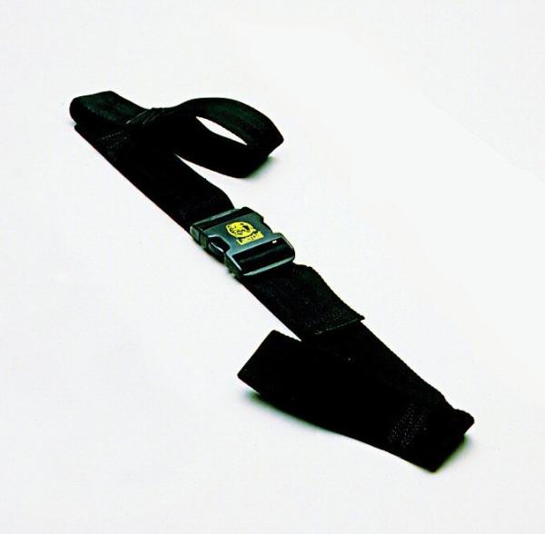 Laerdal® BaXstrap™ Haltegurt 150cm mit Schlaufen und DELRIN-Schnalle