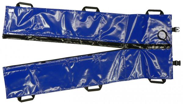 Schnitzler® Rettungstuch / Tragetuch teilbar | Farbe: Blau