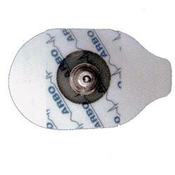 KENDALL™ Arbo® EKG Klebeelektroden H92SG   Packung mit 50 Stück