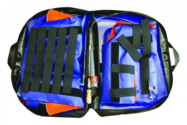 Schnitzler® 707A Vakuumschienen Komplett-Set | Einkammer | Ausführung: Erwachsene und Kind