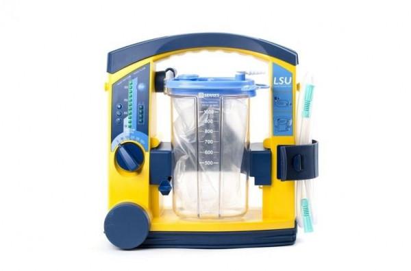 Laerdal® Absaugeinheit Suction Unit LSU 4000 mit Einwegsystem Serres®