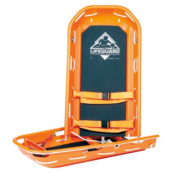 Lifeguard® RESQ-Carrier Schleifkorbtrage / Rettungsmulde - Teilbare Korbtrage