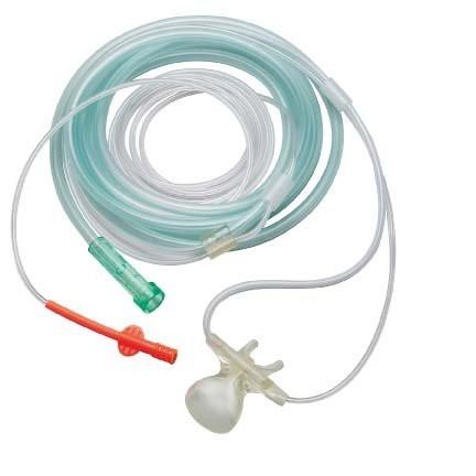 Physio-Control® LIFEPAK® 12 - SMART CAPNO LINE O2 PLUS - Nasal-Filterline - Packung á 25 Stück