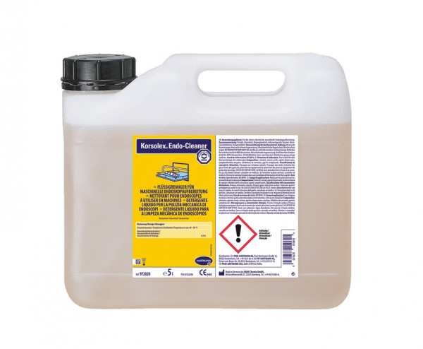 BODE Korsolex® Endo-Cleaner Instrumentenreiniger | 5 Liter Kanister