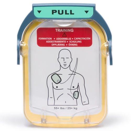 Philips HS1 Trainings-Elektrodenkassette für Erwachsene (Paar)