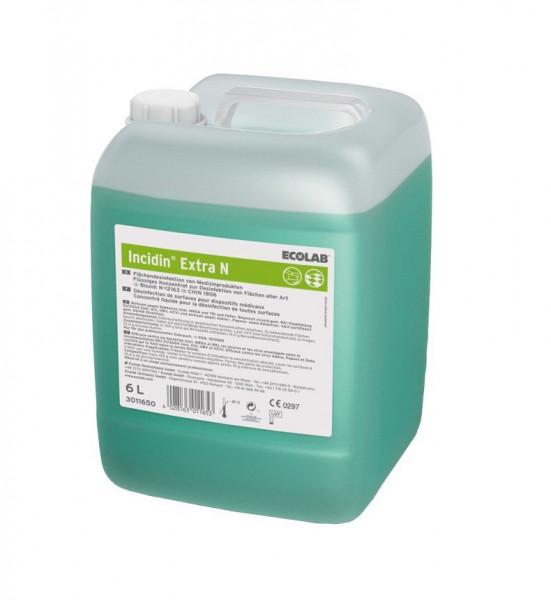 ECOLAB Incidin® Extra N | 6 Liter Kanister