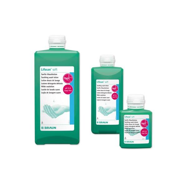 B. Braun Lifosan® soft Waschlotion | 100 ml Kittelflasche