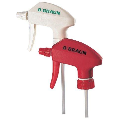 B. Braun Universalsprühkopf für 1000 ml Flaschen | Farbe Rot