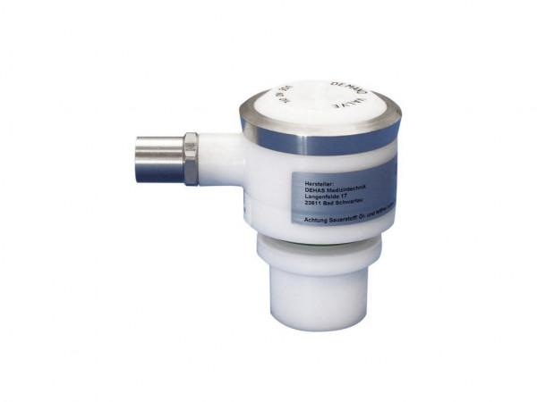 DEHAS Demandventil / Demand-System ohne Druckschlauch inklusive Adapter