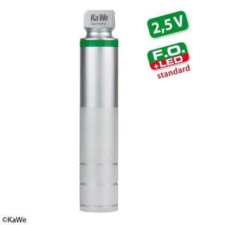 KaWe F.O. Laryngoskop Batteriegriff - Kaltlicht - LED standard - Stärke: 2,5 V - Größe: Mittel