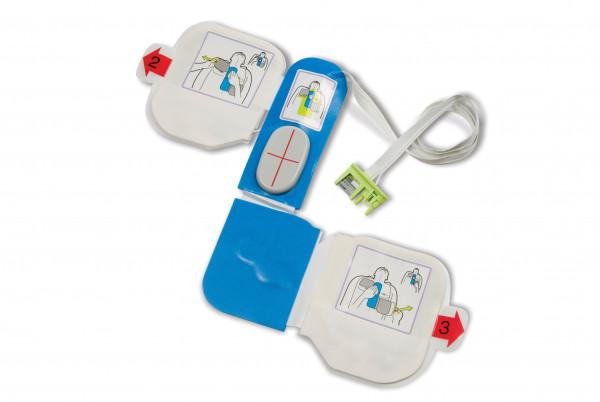 ZOLL® Defibrillationselektroden AED PLUS - CPR-D mit Herzdrucksensor - Erwachsene