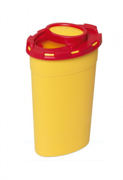 Sarstedt Multi-Safe sani 200 Kanülen-Entsorgungsbox / Kanülenabwurfbox