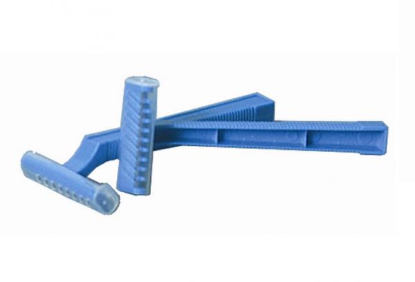Med Comfort® Einmal-Rasierer 1-schneidig | Klinge aus Edelstahl