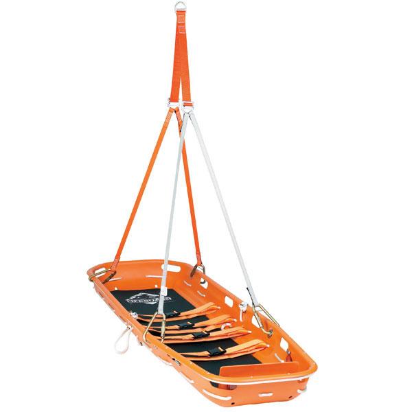 Lifeguard® Abseilspinne RESQ-Bridle für Schleifkorbtragen