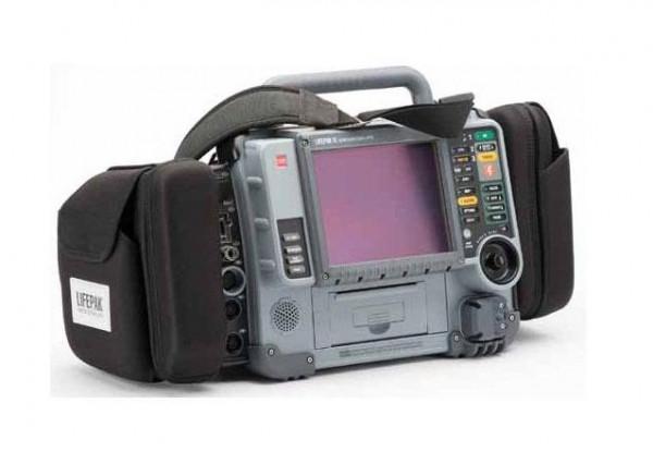 Physio-Control® LIFEPAK® 15 Taschen-Set / Tragetasche mit 2 Seitentaschen
