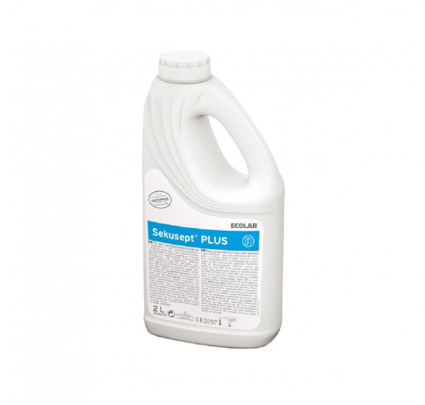 ECOLAB Sekusept™ PLUS | 2 Liter Flasche
